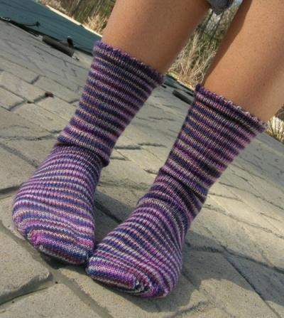 These socks are still rockin.