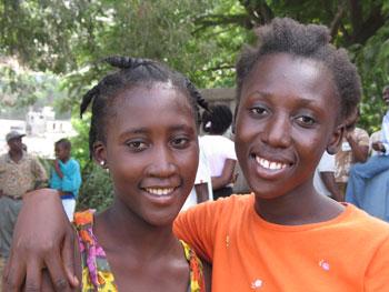 Hot Haitian Women
