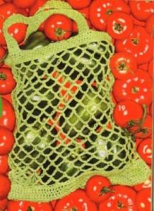 Farmer\'s Market Bag from Knit.1 magazine